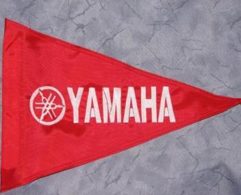 Decorative Triangle Yamaha String Bunting Flag Wholesale