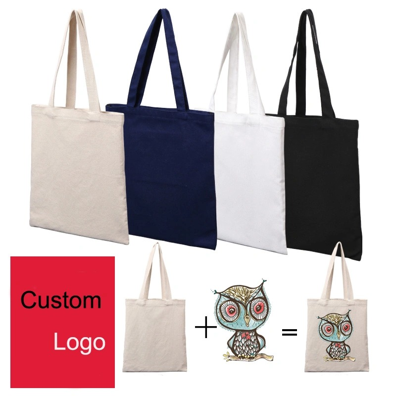 Personalized Promotional Tote Bag, PP Non-Woven Shopping Grocery Canvas,Organic Cotton Shoulder,Plastic Paper Fashion Recycle/Reusable Bag, Custom Logo Gift Bag