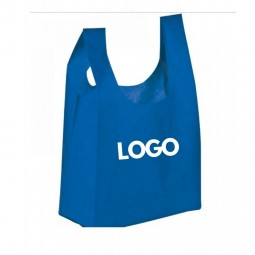 Best Selling Non Woven Handle Bag with Logo Printing